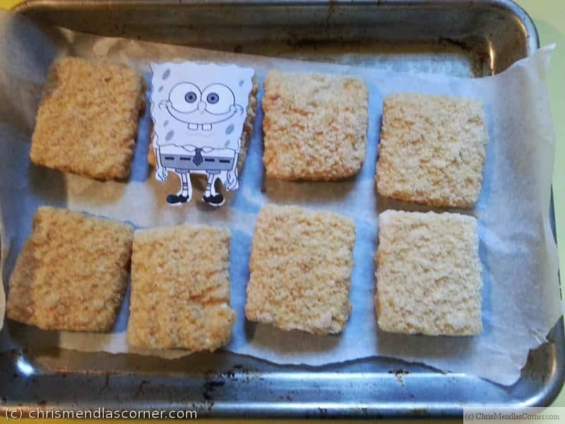Weird Fishcakes