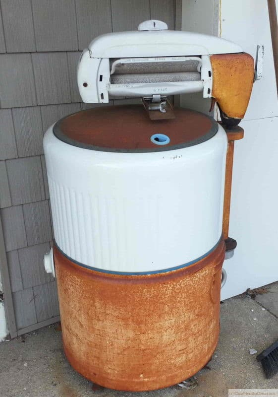 Old Wringer Washer