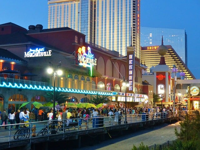 Atlantic City New Jersey Webcams