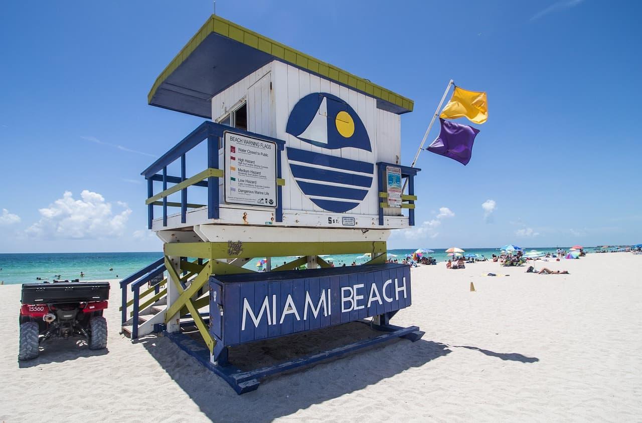 Miami Beach Webcams