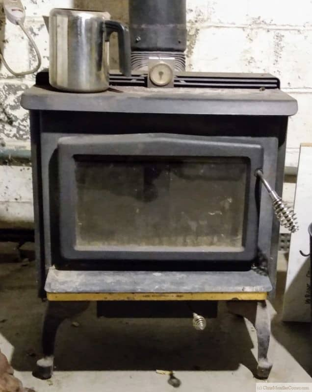 Wood Stove for heat