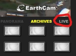 Niagara Falls Earthcam live or archive