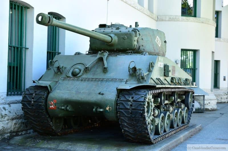 Medium Tank Sherman Tank Battle Tank