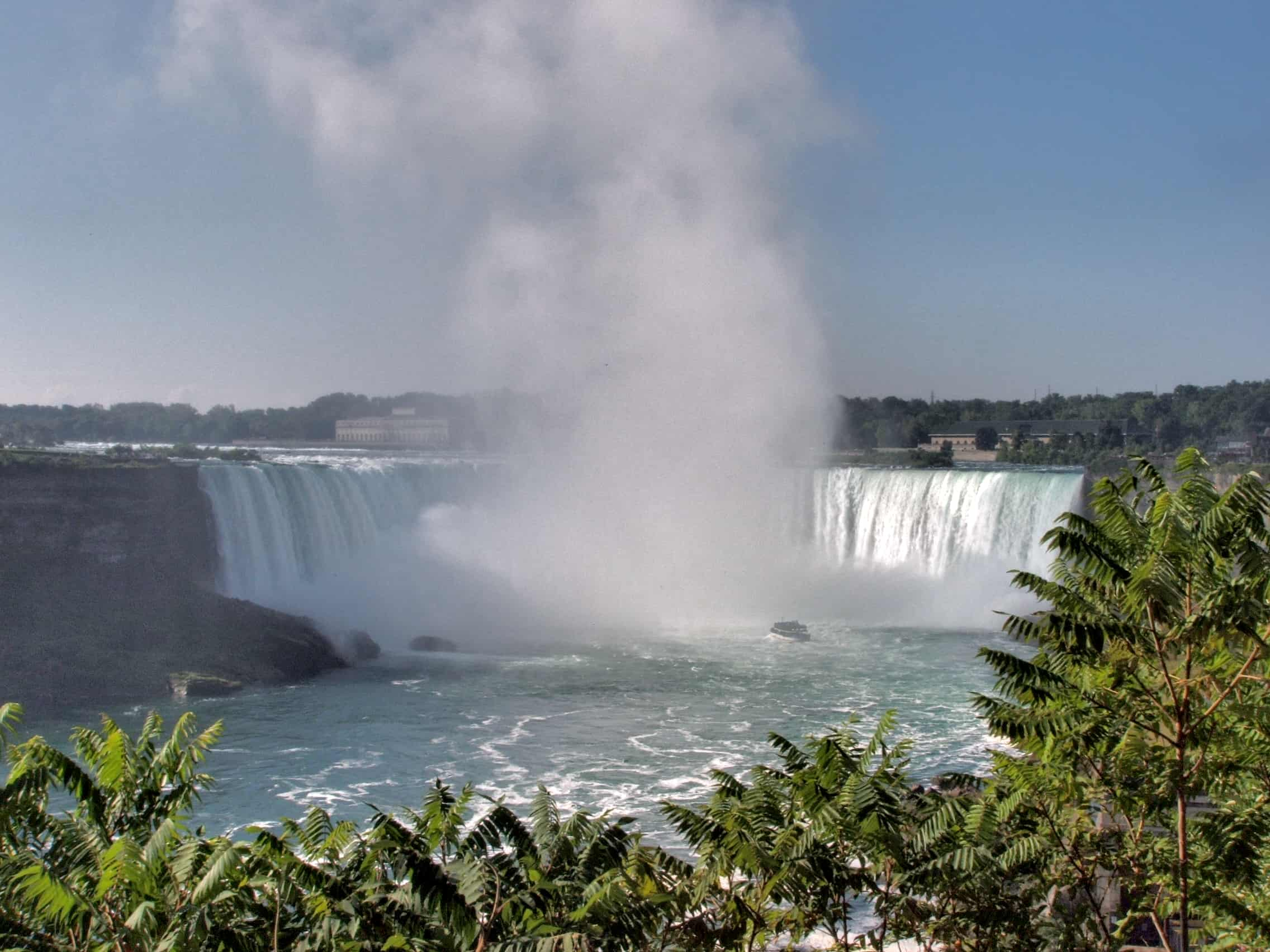 Lists of webcams in and around Niagara Falls