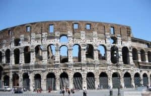 When civilizations collapse - The Colosseum