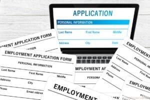 Tracking job search progress using Asana